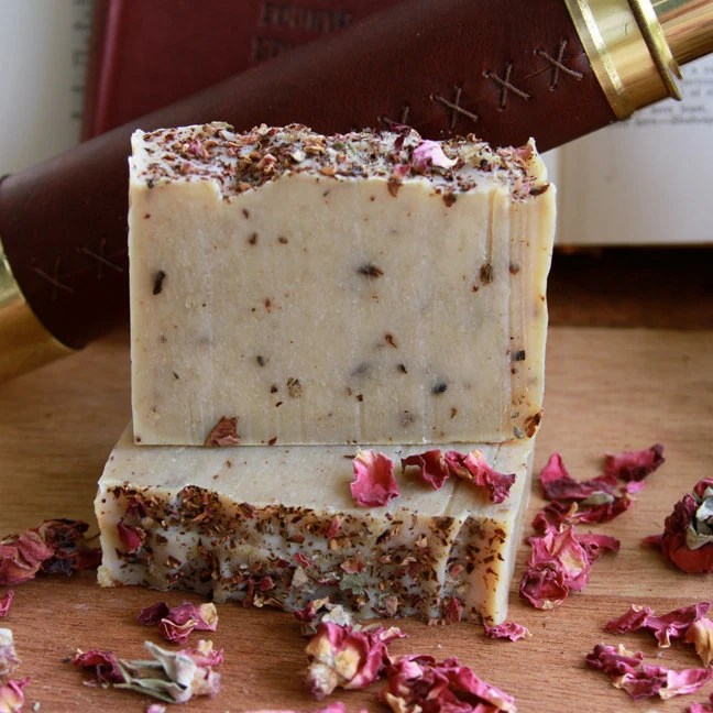 Lucid Dream Olive Oil Shea Butter Soap