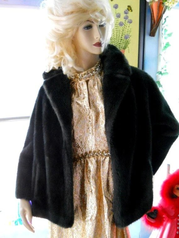 50s coat mink fur simulated princetons formal glam rivals nature