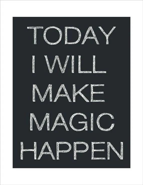 Make Magic- Fine Art Print