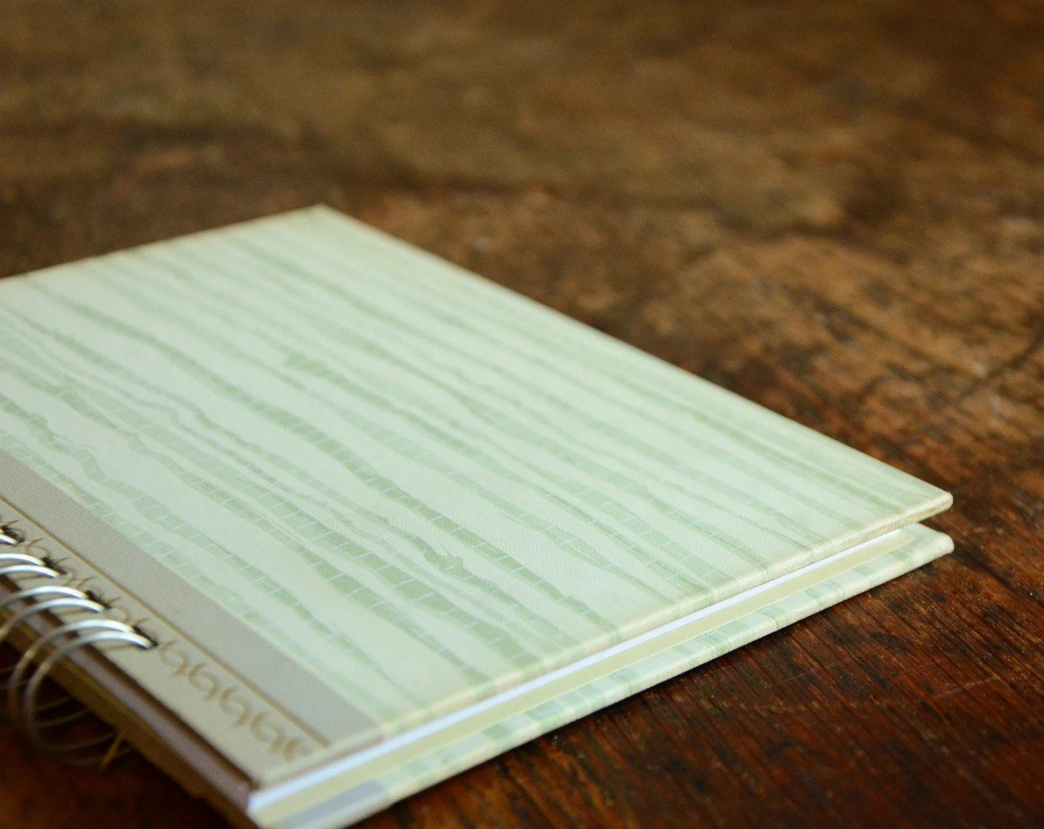 SALE .. 2012 Day Planner .. Bamboo