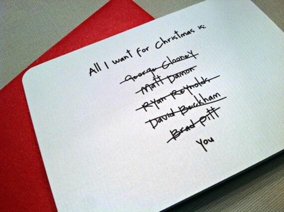 Christmas List