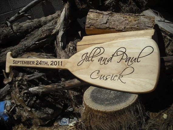 """Listing for a UNIQUE 36"""" x 10"""" Sign - Custom Engraved Pine or Red Oak Signs - Any Shape, Style, Stain, Font, or Images"""