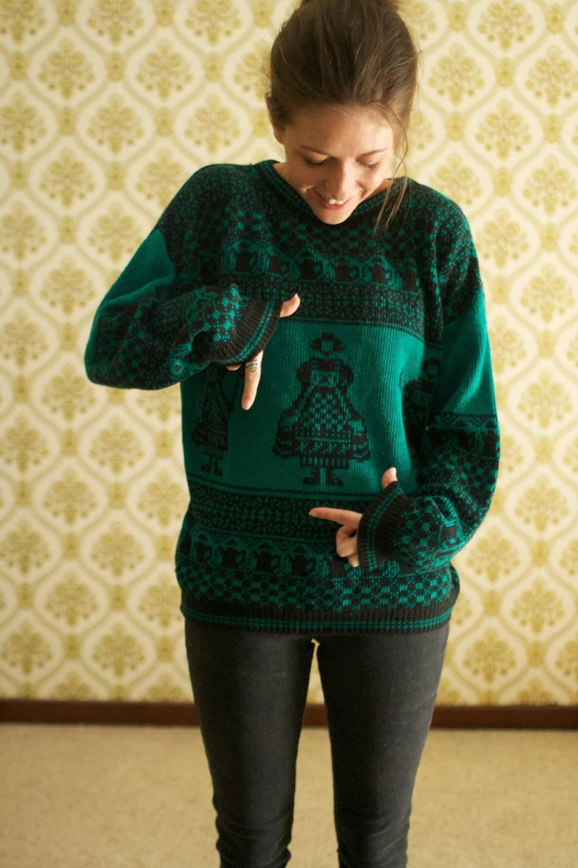I'm a Little Teapot Sweater