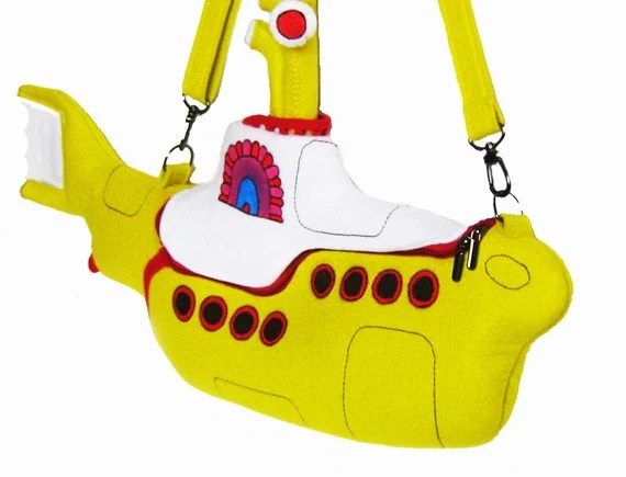 The Yellow Submarine Bag