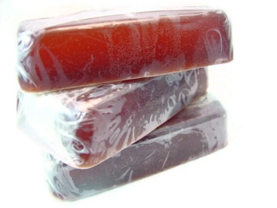 Handmade Organic Soap Dragonsblood Glycerin Soap SLS/SLES Free