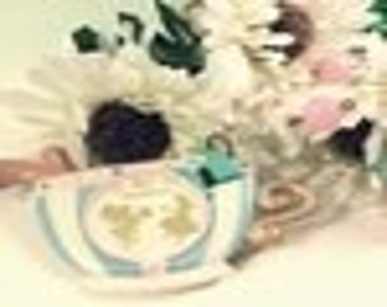 Alice in Wonderland Necklace Kawaii Tea Party Charm