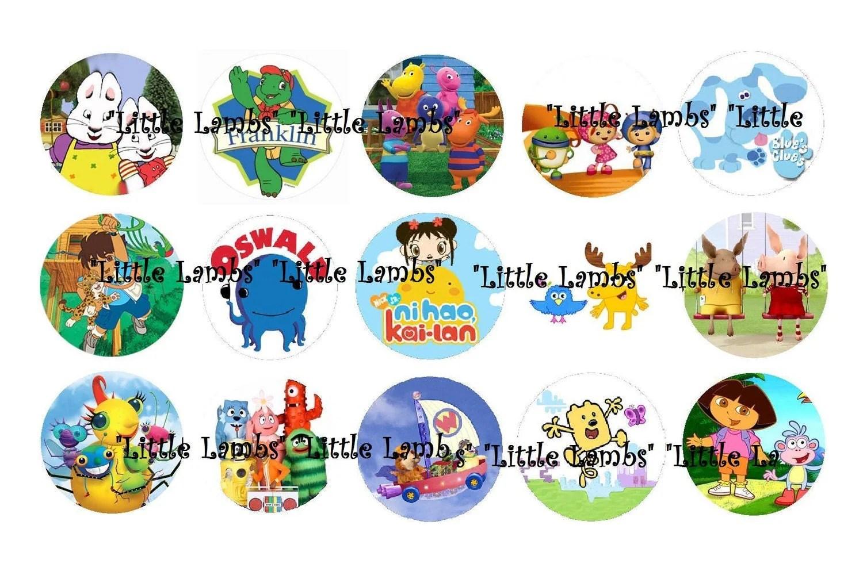 Nick Jr Little Bear Worksheet