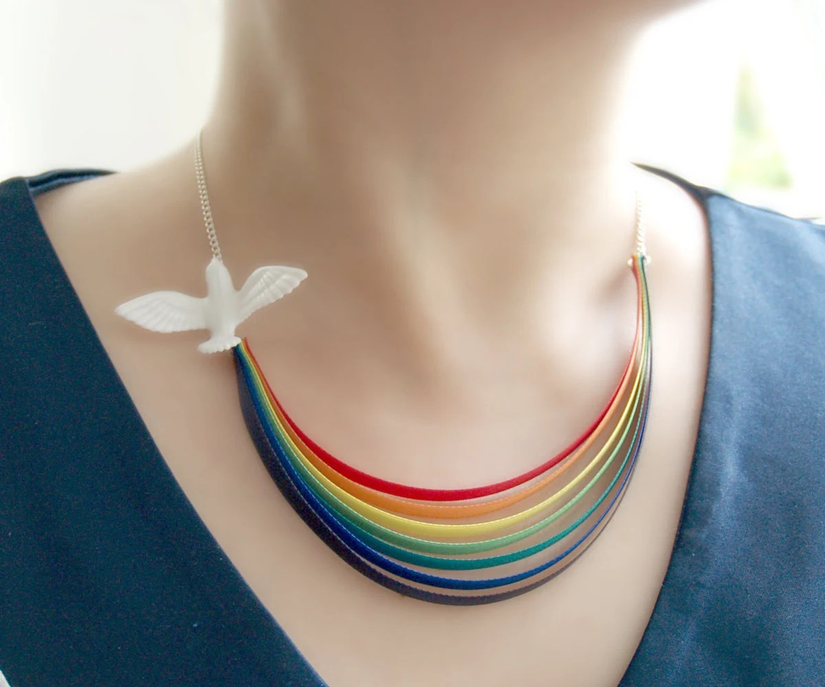 Here Comes the Sun necklace - Mixko