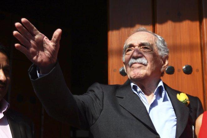 Foto: Peña Nieto y Santos homenajean a 'Gabo' en su ceremonia de despedida (REUTERS)