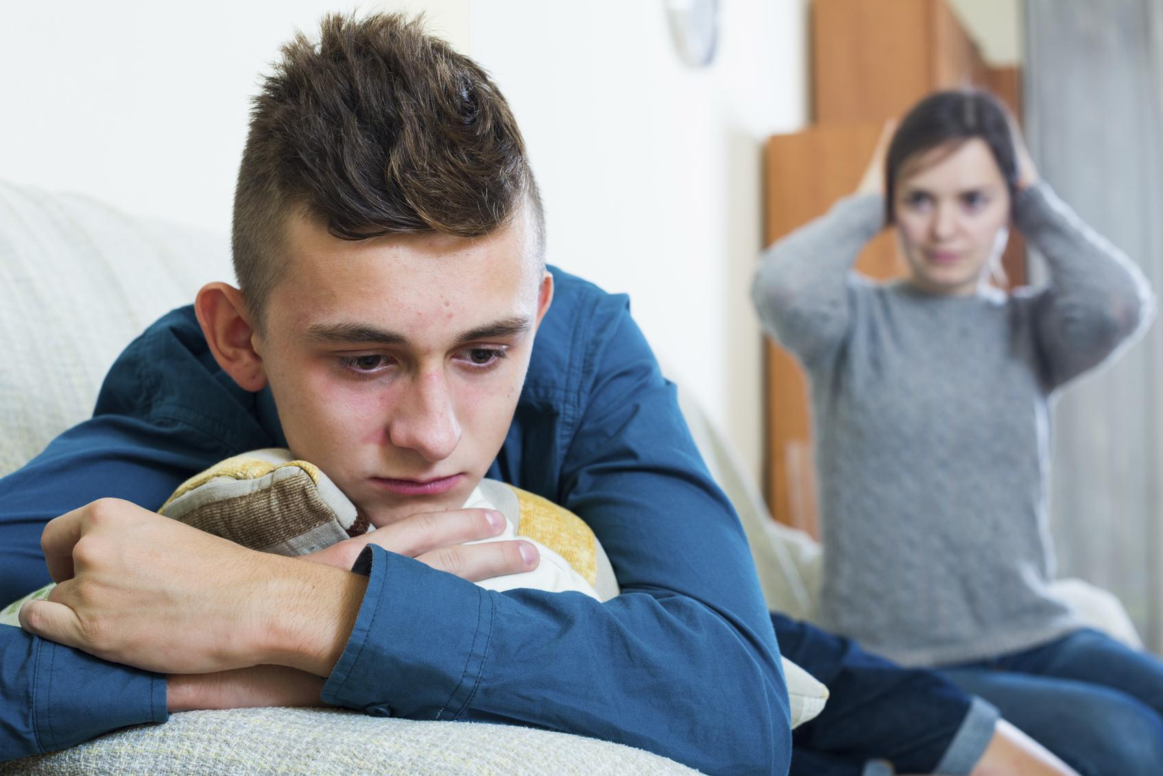 Cómo gestionar las broncas con hijos adolescentes