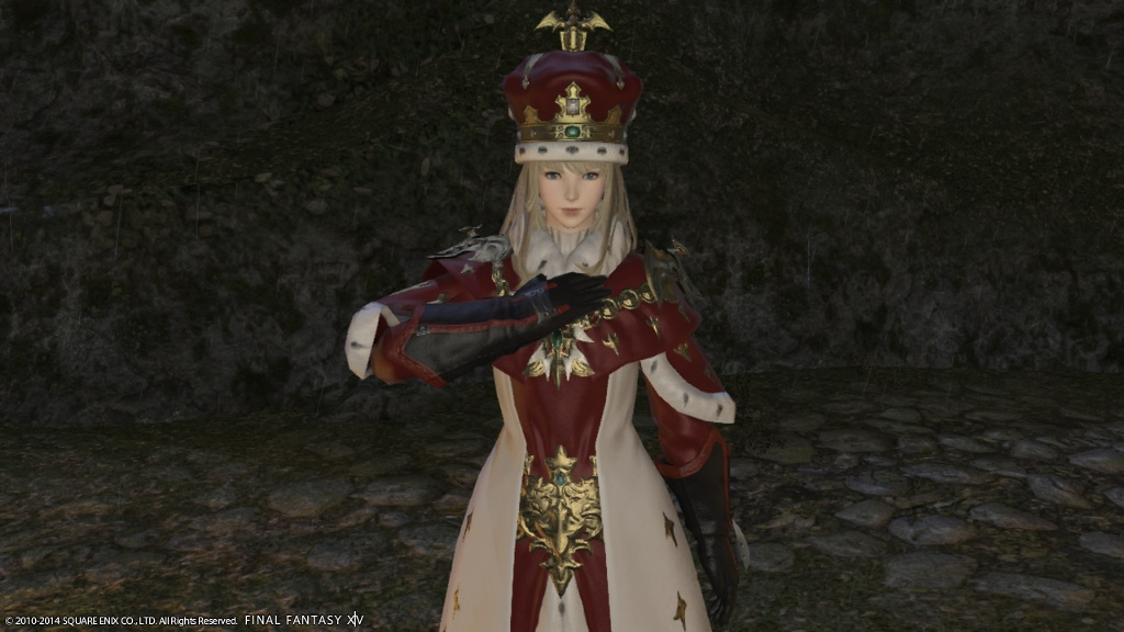 Eorzea Database Paragons Gown FINAL FANTASY XIV The Lodestone