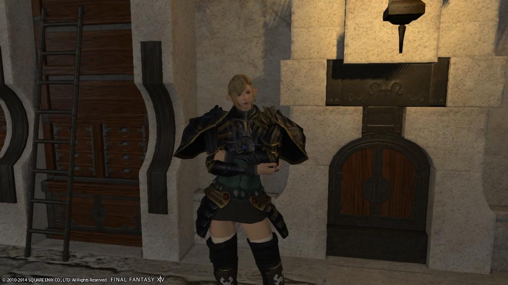 Eorzea Database The Guardians Breastplate Of Striking FINAL FANTASY XIV The Lodestone