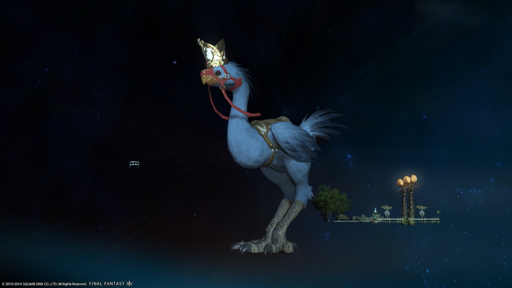 Akya Firesong Blog Entry Chocobo Color Experiment FINAL FANTASY XIV The Lodestone