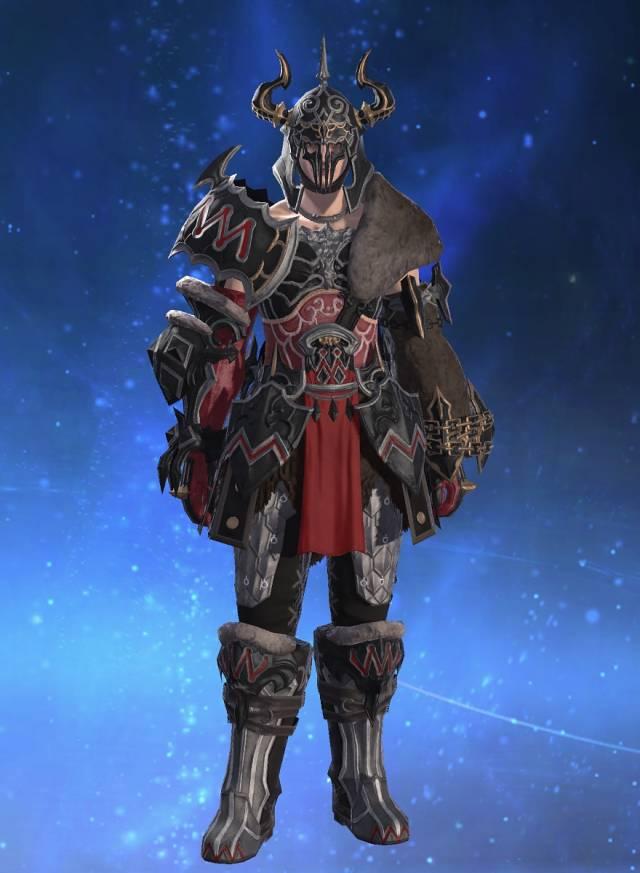 Eorzea Database Ravagers Cuirass FINAL FANTASY XIV The Lodestone