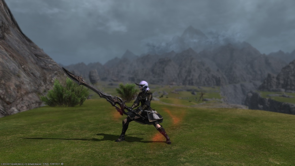 Favorite Class Weapons Ffxiv