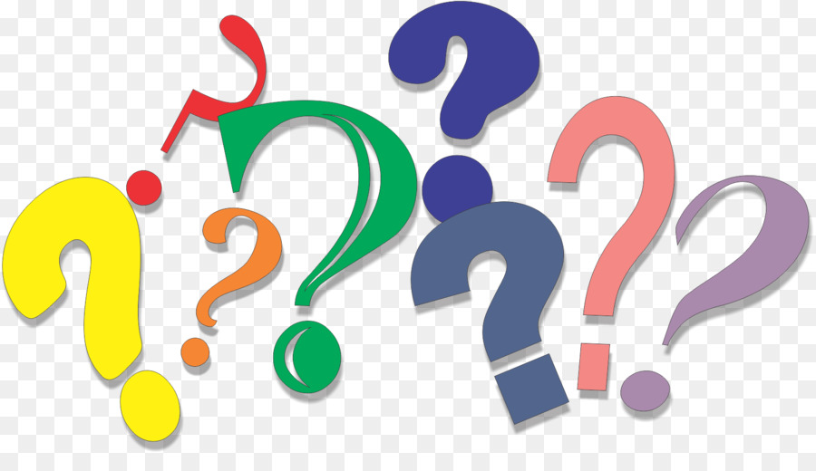 Signo De Interrogación, Pregunta, Dibujo Imagen Png