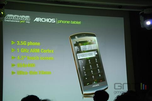 Archos Phone