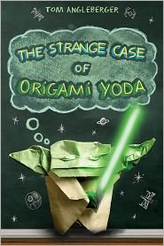 The Strange Case of Origami Yoda by Tom Angleberger: Book Cover
