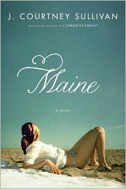 Maine by J. Courtney Sullivan: NOOK Book Cover