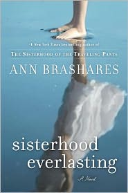 Sisterhood Everlasting by Ann Brashares: NOOK Book Cover