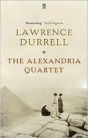 The Alexandria Quartet - Lawrence Durrell