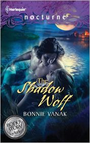 The Shadow Wolf: The Shadow Wolf\Darkness of the Wolf by Bonnie Vanak: Book Cover