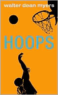 Hoops by Walter Dean Myers: Book Cover