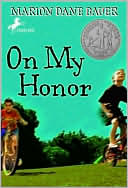 On My Honor by Marion Dane Bauer: Book Cover