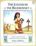 The Legend of the Bluebonnet by Tomie dePaola: Book Cover