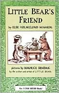 Little Bear's Friend (I Can Read Book Series: A Level 1 Book)
