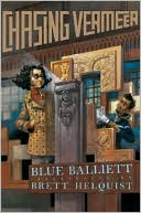 Chasing Vermeer by Blue Balliett: Book Cover