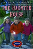 The Haunted House by Peggy Parish: Book Cover