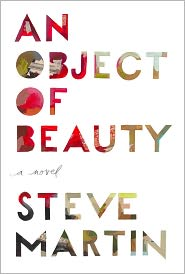An Object of Beauty by Steve Martin: Book Cover