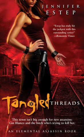 Jennifer Estep Tangled Threads