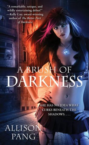 Allison Pang A Brush of Darkness
