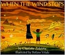 When the Wind Stops by Charlotte Zolotow: Book Cover