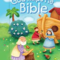 Kregel Blog Tour Review: God Helps Me Bible by Juliet David