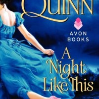 TLC Book Tours Review: A Night Like This by Julia Quinn