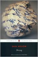 Herzog by Saul Bellow: Book Cover