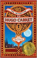 Invention of Hugo Cabret by Brian Selznick: Book Cover