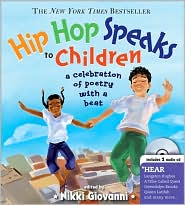 Hip Hop Speaks to Children by Nikki Giovanni: Book Cover