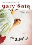 The Afterlife by Gary Soto: Book Cover