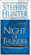 Night of Thunder (Bob Lee Swagger Series #5) by Stephen Hunter: Book Cover