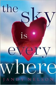 The Sky Is Everywhere by Jandy Nelson: Book Cover