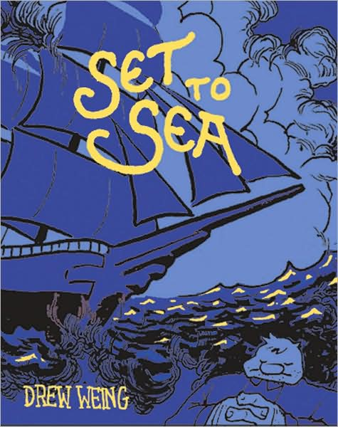 book cover for Set To Sea