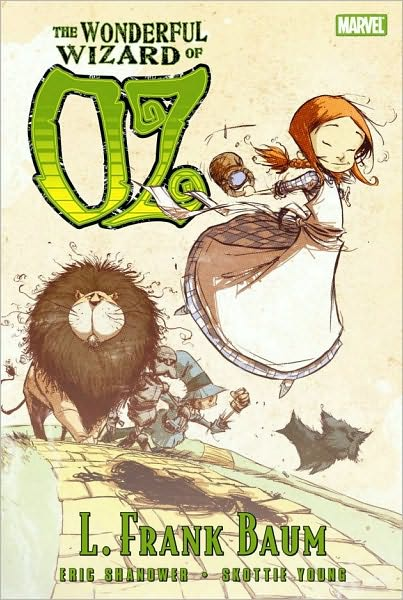Marvel Illustrated Wizard of Oz