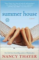 Summer House by Nancy Thayer: Book Cover