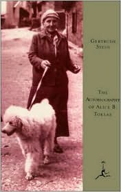 The Autobiography Of Alice B. Toklas - Gertrude Stein