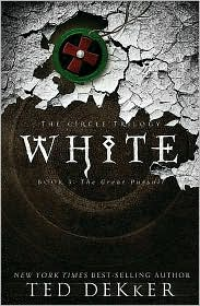 White by Ted Dekker book cover