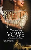 Deadly Vows (Francesca Cahill Series #9) by Brenda Joyce: Book Cover